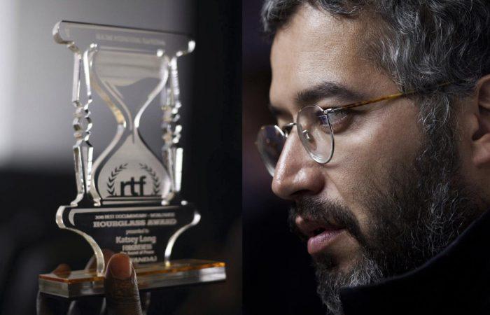 مجید گرجیان جایزهی بهترین فیلمبرداری جشنوارهی نیجریه را دریافت کرد